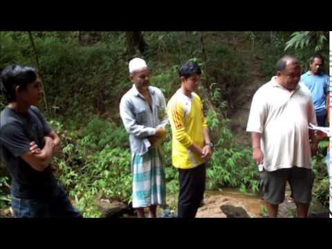 โครงการฝ่ายชะลอน้ำร่วมใจหมู่บ้านลำพะยา