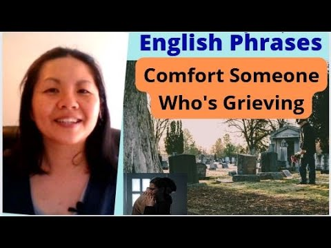 5 English Expressions To Express Sympathy And Give Condolences | 如何用英文表達遺憾跟哀悼