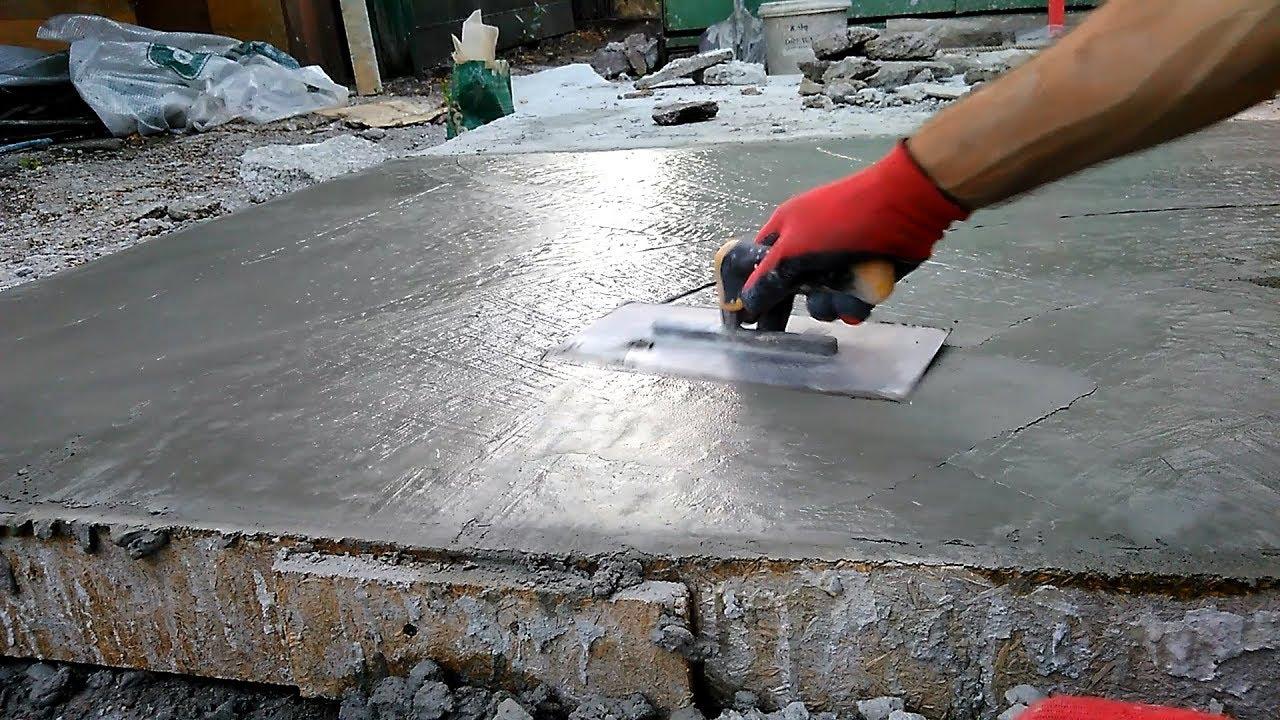 Заказать бетон или сделать самому что дешевле бетон вспучивающийся