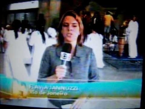 Escrava Anastácia Cia. Nossa Senhora do Teatro Jornal Hoje