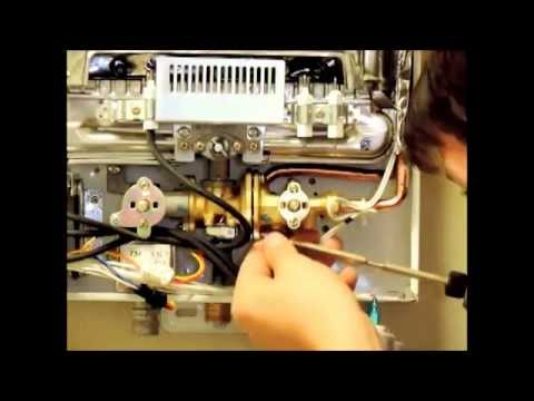 Marey tankless water heater 5L diaphragm change  YouTube