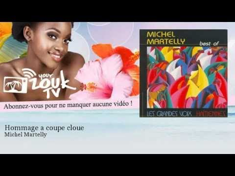 Michel Martelly - Hommage a coupe cloue