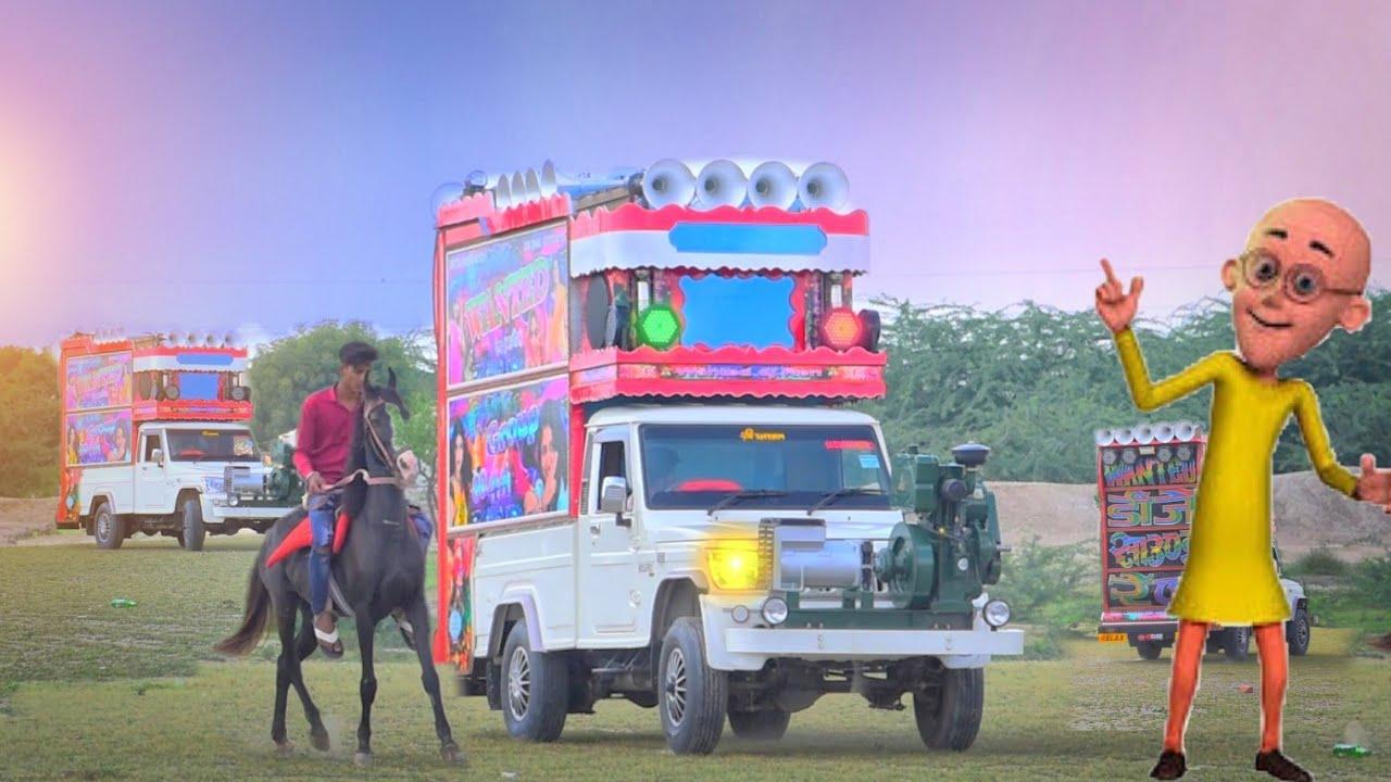 ये बवाल मचा देगा !! Wanted Dj Sound // Ren !! Nagour // King Of Rajasthan