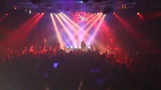 Sacred Steel - Blood on my Steel (Live 30-10-2004)