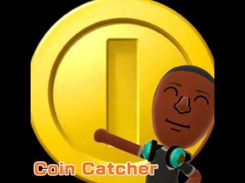 Sario the Plumber - Coin Catcher