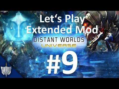 Distant Worlds Extended Universe - #9 Piraten Capital Ships