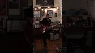 """Nathan Gray - """"Echoes"""" Live @ A Day In The Life Records"""