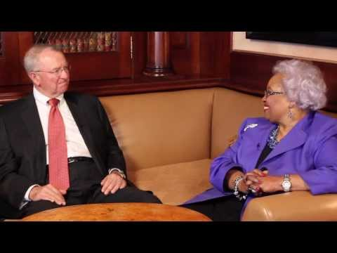 NEXT-LEVEL CONSULTANTS:  Tom Abbott, Chairman, Bank of Texas (Interviewed by Thelma Wells)