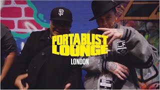 Numark @ BeatGeek & Portablist Lounge, London 2018