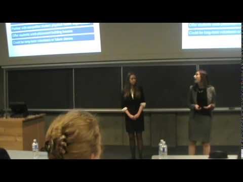 JDC West 2015 - Not-for-Profit Strategy 3rd Place - University of Calgary