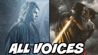 Every Dead Jedi Rey Hears in The Rise of Skywalker Explained