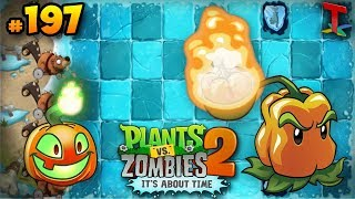 Plants vs. Zombies 2: It's About Time│por TulioX│Parte #197