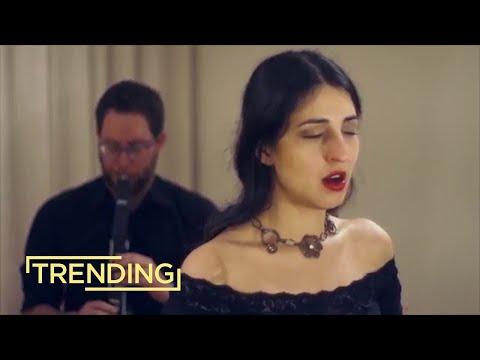 Israeli Singer Breathes New Life Into Ladino Music