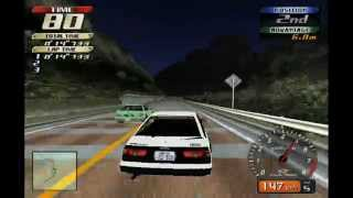 Initial D Arcade Stage (Export) Naomi 2 DEMUL 0.5.7