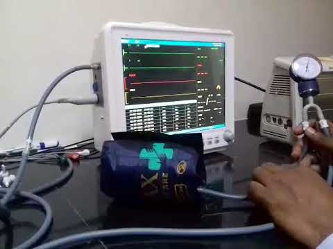How To Calibration Of Patient Monitor