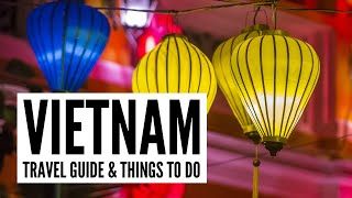 Travel Vietnam including Hanoi, Hoi An and Hue with Tour the World TV