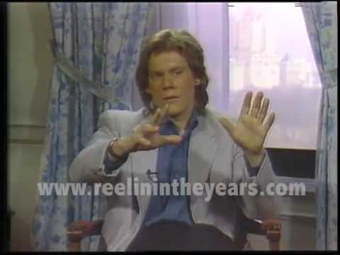 Kevin Bacon Interview 1986 Brian Linehan