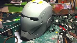 Homemade ironman MK3 Helmet/ MASTER.K