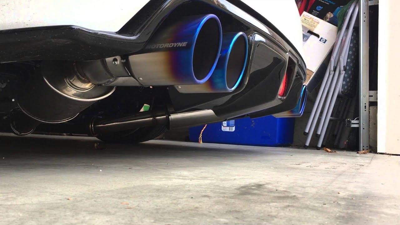 optimus performance exhaust for infiniti q50