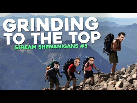 GRINDING TO THE TOP ft. Shroud, jasonR, Hazed - tarik's Stream Shenanigans #5