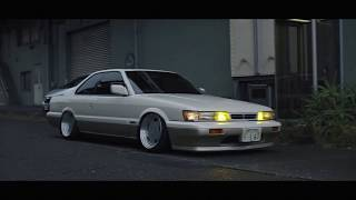 LEOPARD | レパード | 旧車 | ハチマルヒーロー | Nissan | Infiniti |F31 | M30 | PANS EYE