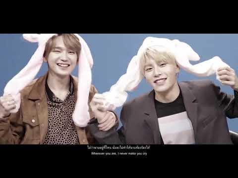 [OPV] TAKADA KENTA & KIM SANGGYUN #กยุนตะ 켄타 김상균 #JBJ95 | Wherever You Are - ONE OK ROCK (ThaiSub)
