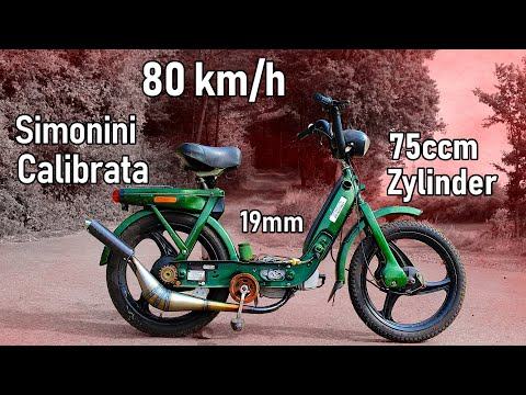 WOLF Im SCHAFSPELZ - Mofa Edition - Piaggio Ciao 75ccm Tuning | Moped Factory
