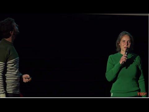 Transport à la voile : le passé a de l'avenir | Lucile Leménager & Nils Joyeux | TEDxUBO