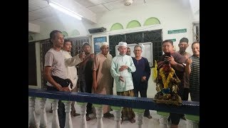 Temple idol discovery at surau