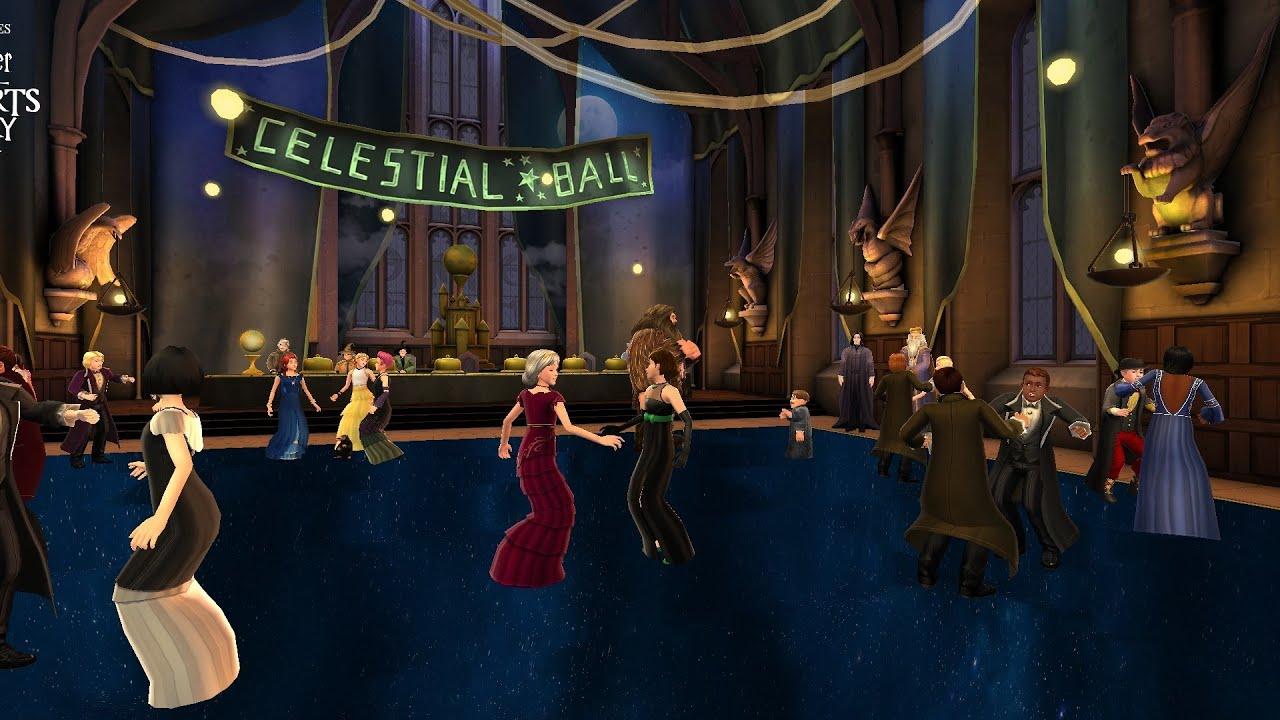 1 Date Hogwarts Mystery Sternenball Mit Merula Youtube