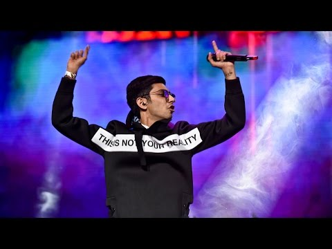 Anirudh Ravichander - Aaluma Doluma (Asian Network Live 2017)