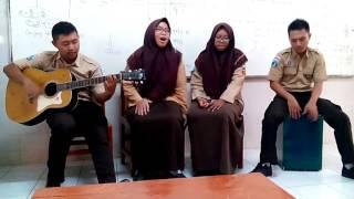 Jamrud - Pelangi di matamu (cover) SMAN 2 LAMONGAN