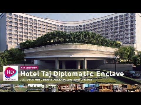 Hotel Taj Diplomatic Enclave New Delhi India