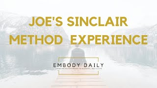 Sinclair Method Testimony - Joe's Experience with Naltrexone for Alcohol Addiction