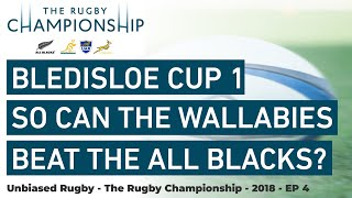 Rugby Championship 2018: Can The Wallabies Beat the All Blacks?
