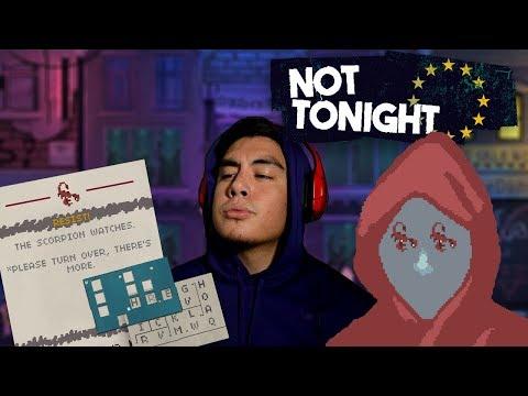 A SECRET GROUP KEEPS SENDING US MYSTERIOUS LETTERS | Not Tonight [2]