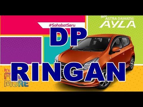 Harga Promo Daihatsu Ayla Di Banjarbaru