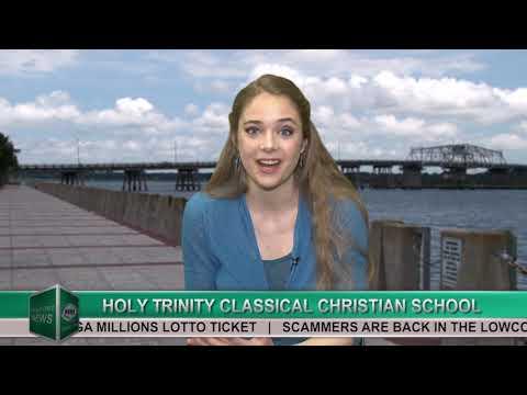 BEAUFORT NEWS   Elizabeth Booman, Holy Trinity Classical Christian School   WHHITV