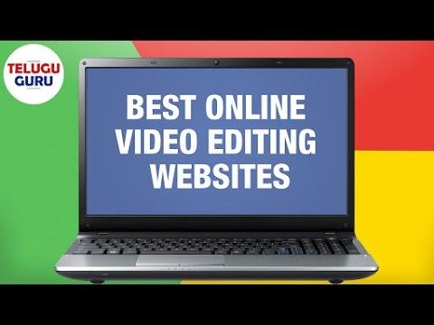 Best Online Video Editing Websites   Telugu Online Tutorials ...