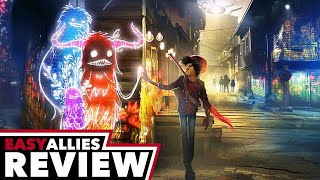 Concrete Genie - Easy Allies Review (Video Game Video Review)