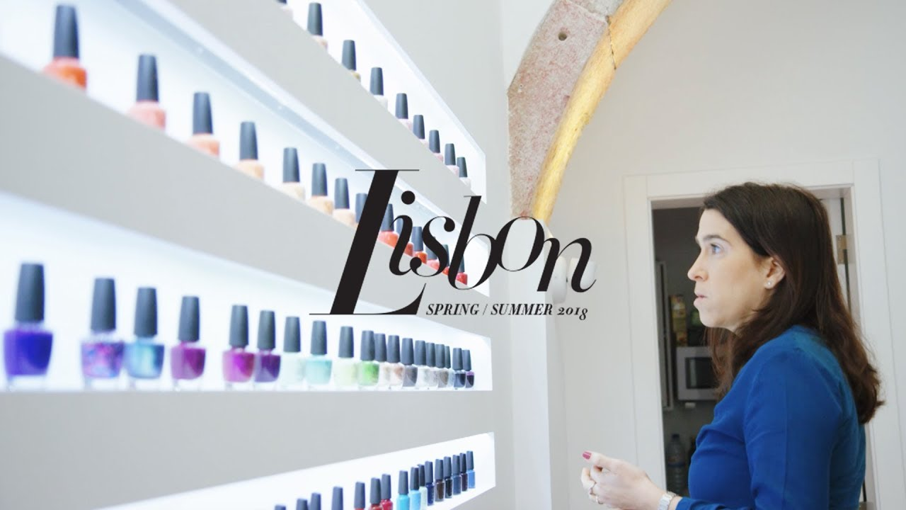 Video:Salon Spotlight | Manipedi Nail Spa in Lisbon, Portugal