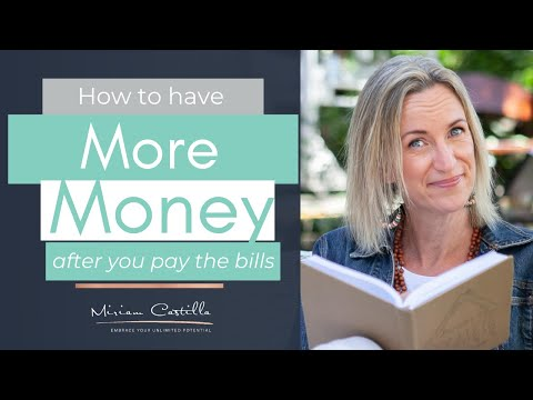 Why There's No Money Left After You Pay The Bills