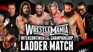 WWE 2K15 - Wrestlemania 31: Intercontinental Championship Ladder Match (WWE 2K15 Simulation)