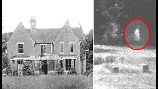 Top 5 Most Haunted Places In England