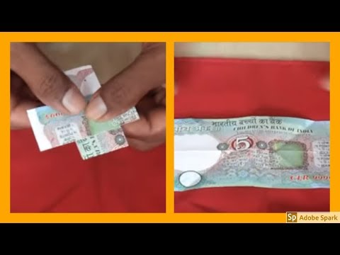 MAGIC TRICKS VIDEOS IN TAMIL #423 I MONEY MAGIC @Magic Vijay