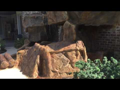 Gotts landscaping and supplies custom waterfalls