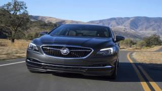2017 Buick LaCrosse Car Reviews, Specs and Prices