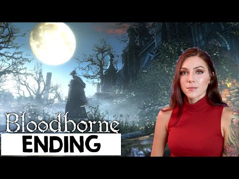 All Three Endings! | Bloodborne Final Episode | Marz Plays