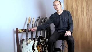 Rock Solid Guitar Stands