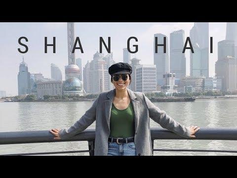 Três dias em SHANGHAI